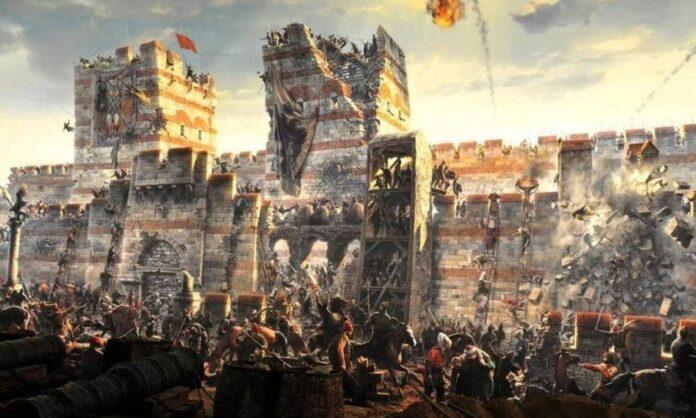 29 Μαΐου 1453: Η Άλωση της Κωνσταντινούπολης από τους Τούρκους -Η πτώση της χιλιόχρονης αυτοκρατορίας