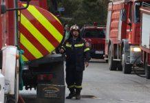 Κηφισιά: Ξέσπασε φωτιά – Συναγερμός στην πυροσβεστική