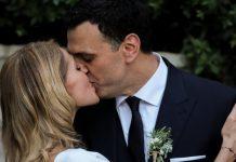 Κικίλιας - Μπαλατσινού: Επέτειος γάμου για το ζευγάρι - Η ΦΩΤΟ και το τρυφερό σχόλιο
