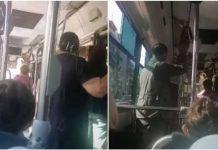 Μαρούσι: Χυδαία επίθεση οδηγού λεωφορείου σε γυναίκα - «Φόρα τη μάσκα τώρα πατσαβούρα»