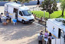 Δωρεάν Τεστ ταχείας ανίχνευσης κρουσμάτων κορονοϊού στο Δήμο Αμαρουσίου
