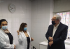 Επίσκεψη του Δημάρχου Αμαρουσίου Θεόδωρου Αμπατζόγλου στο Κέντρο Υγείας Αμαρουσίου