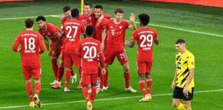 Το πρόγραμμα της Bundesliga συνεχίζεται με την 24η στροφή του, και φυσικά ξεχωρίζει το Klassiker μεταξύ της Μπάγερν και της Ντόρτμουντ,